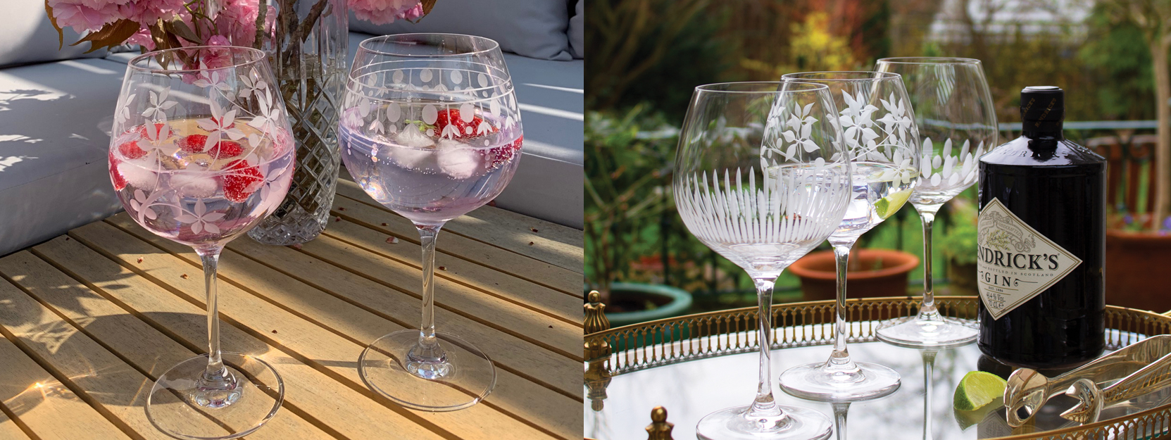 Gin Balloon (Copa) Glasses