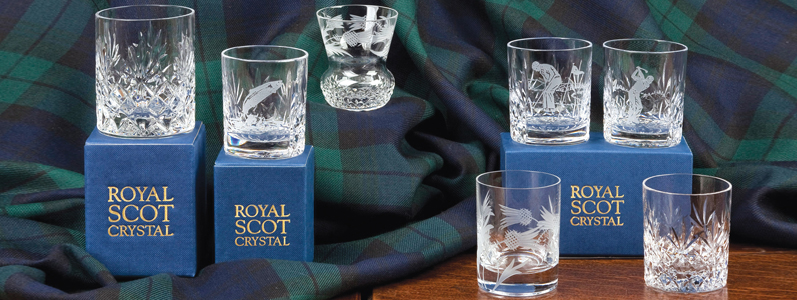 Tot glasses, Drams & whisky tasting glasses
