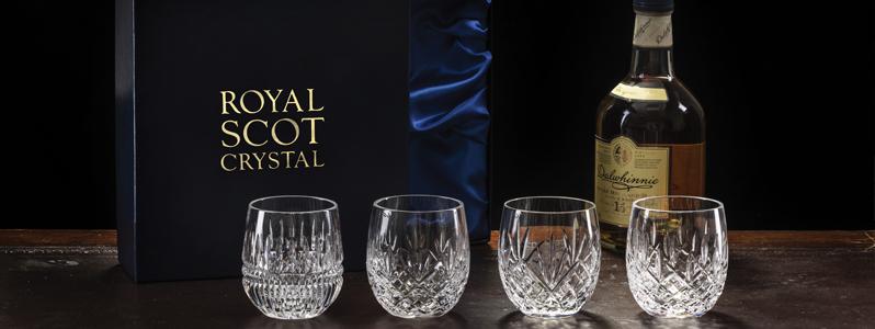 Whisky Barrel Glasses