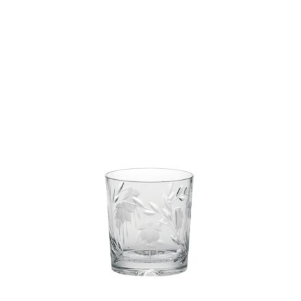 Catherine - 1 Crystal Large Tumbler 95mm (Gift Boxed) | Royal Scot Crystal