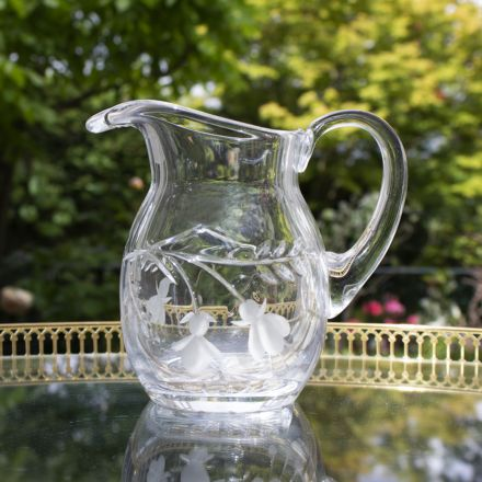 SALE - Catherine Crystal 3/4pt, 40cl Jug  (Gift Boxed) | Royal Scot Crystal ONLINE EXCLUSIVE