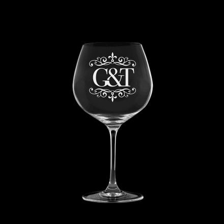 Gin and Tonic (G&T) - Copa Glass 210mm (Gift Boxed) | Royal Scot Crystal
