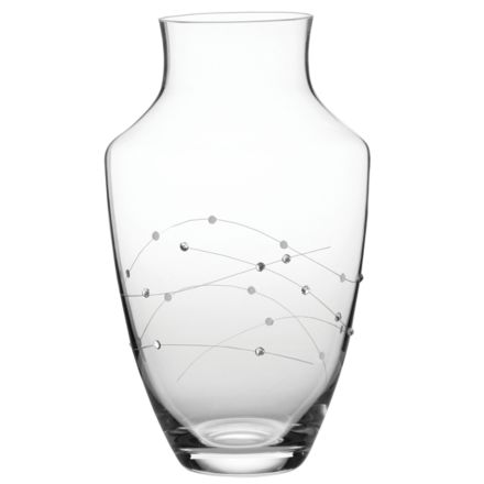 Diamante  (Swarovski) Large Urn  Vase (Gift Boxed)