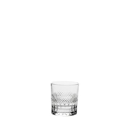 Diamonds - 1 Crystal Large Tumbler 95mm (Gift Boxed) | Royal Scot Crystal