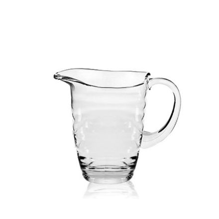 SALE - Eclipse small Jug 15cm - SPECIAL PURCHASE | Royal Scot Crystal