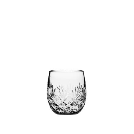 Edinburgh Single Barrel Tumbler 85mm (Gift Boxed) | Royal Scot Crystal