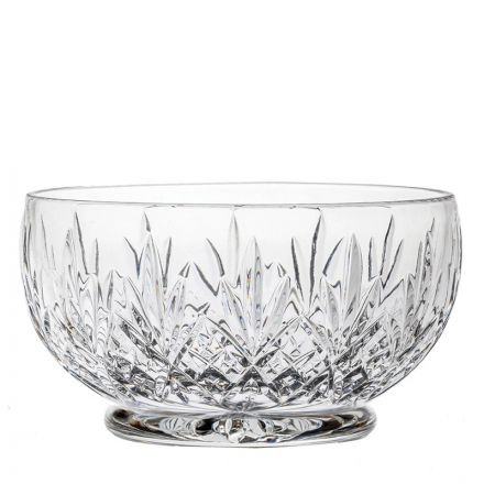 Edinburgh Large Fruit Salad/Trifle Crystal Bowl 220mm (Gift Boxed) | Royal Scot Crystal