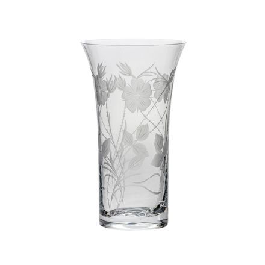 Elizabeth Rose Large Flared Vase (Gift Boxed)