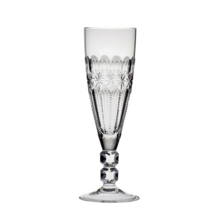 Chatsworth Crystal Champagne Flute (Individually Gift Boxed).