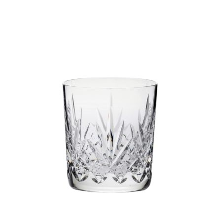 Single Highland Large Tumbler 95mm (Gift Boxed) | Royal Scot Crystal