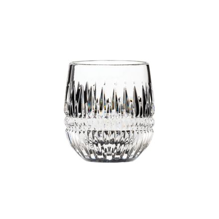 Iona Single Barrel Tumbler 85mm (Gift Boxed) | Royal Scot Crystal
