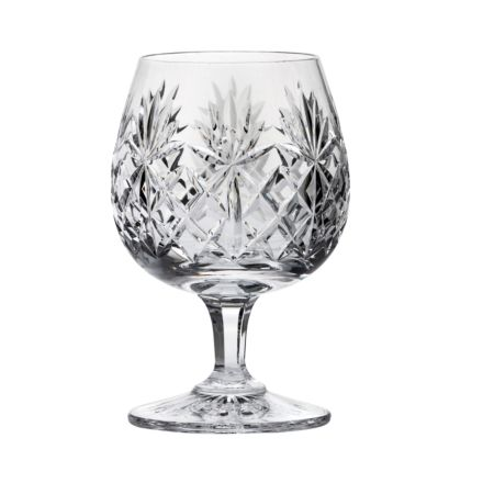 Kintyre Brandy Glass (single)  - 132mm (Gift Boxed) | Royal Scot Crystal