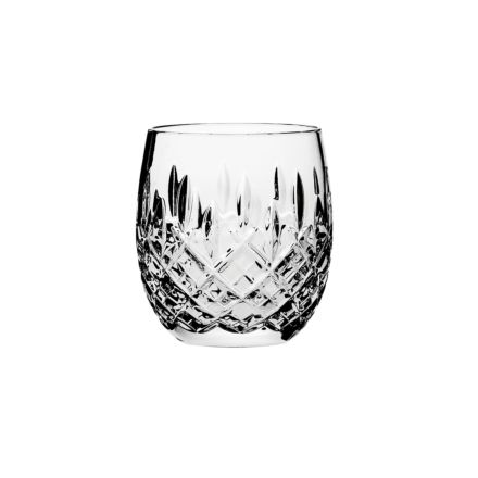 London Single Crystal Barrel Tumbler 85mm (Gift Boxed) | Royal Scot Crystal