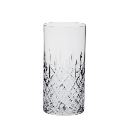 London - 1 Tall Crystal Tumbler 150mm (Gift Boxed) | Royal Scot Crystal