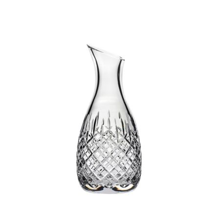 SALE - London Crystal Carafe 290mm (BROWN CARD BOX) (SECONDS QUALITY) | Royal Scot Crystal