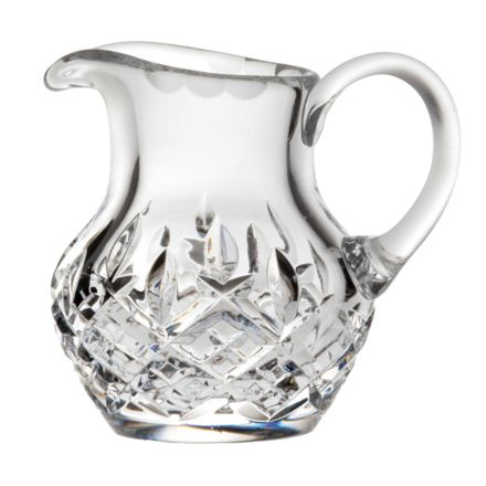 London Crystal Cream Jug (Gift Boxed)
