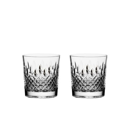 Mayfair 2 Large Crystal Tumblers 95mm (Gift Boxed) | Royal Scot Crystal