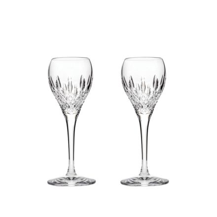 Mayfair 2 Crystal Port/Sherry Glasses (165mm (Gft Boxed) | Royal Scot Crystal