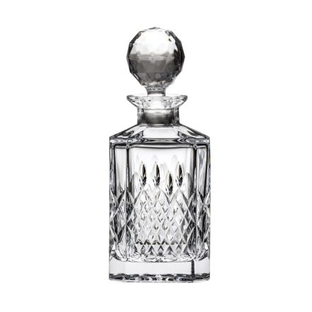 Mayfair Square Spirit Decanter 245mm (Gift Boxed) | Royal Scot Crystal