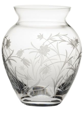 Meadow Flowers Extra Large Posy Vase (Gift Boxed)