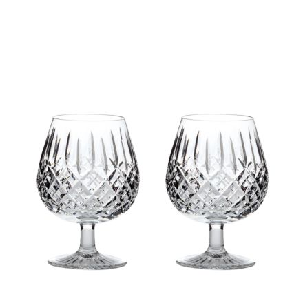 ROYAL SCOT CRYSTAL - BRANDY GLASSES