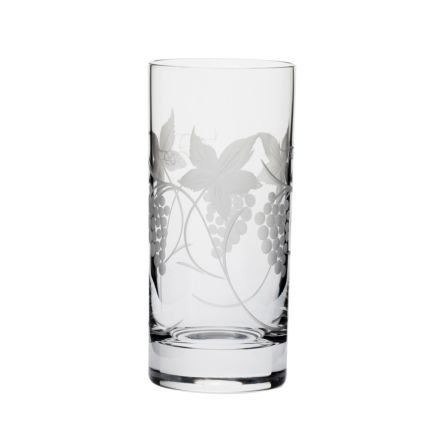 Vine Crystal Large Crystal Tall Tumbler (Individually Gift Boxed)