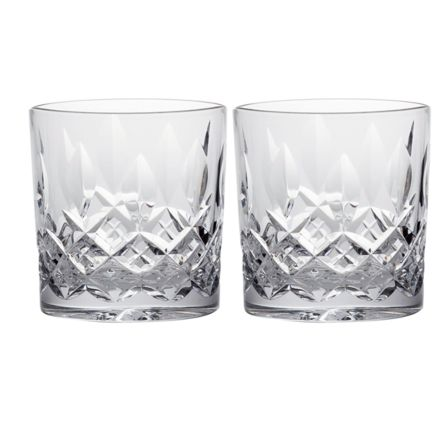 Westminster- 2 Crystal Large Tumblers (Gift Boxed)